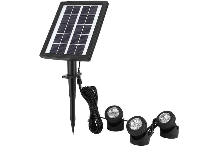 Fishlor Foco Solar 36 Led