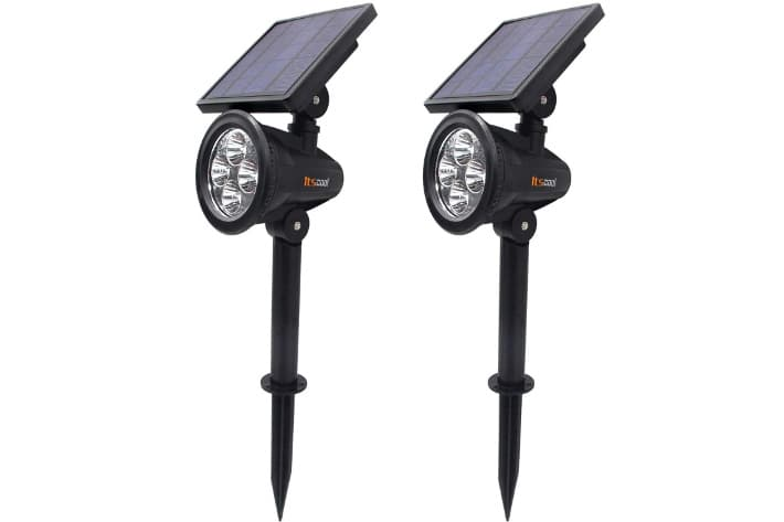 Itscool Foco Solar 4 Led