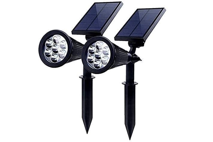 PowerKing Foco Solar 7 Led