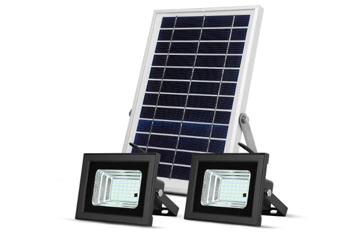 Richarm Foco Solar 42 Led