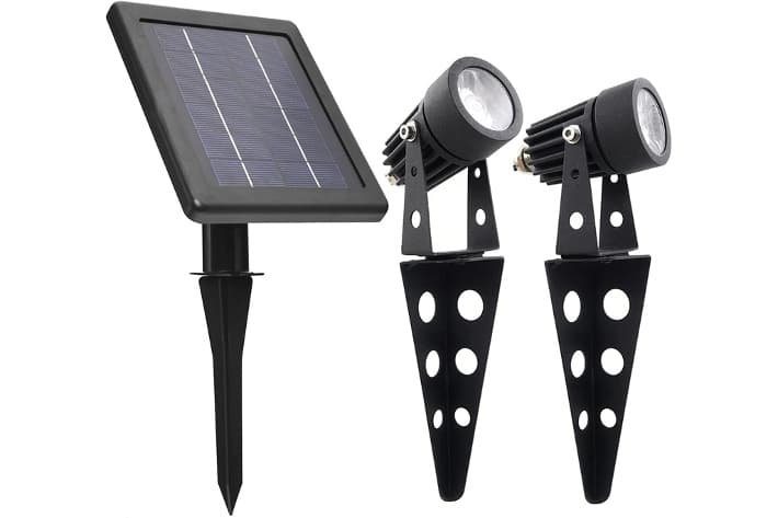 Solar Light Mart Foco Solar 50 Led