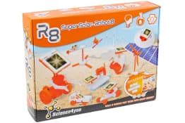 Science4you R8 Super Solar Robot