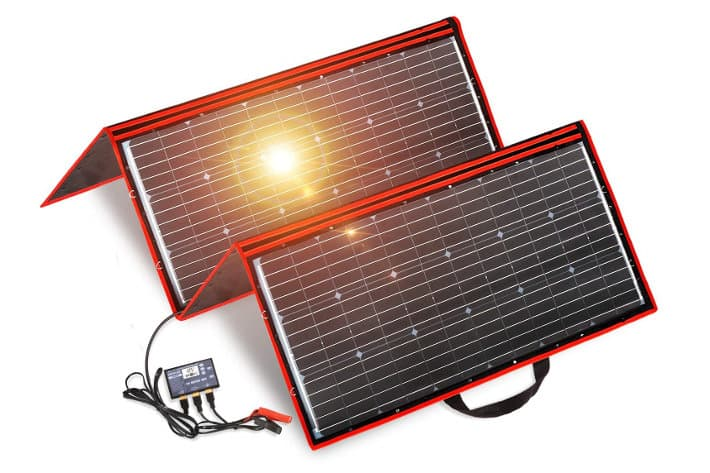 DOKIO Kit Placa Solar 300W