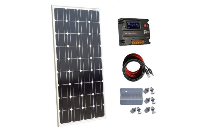 ECO-WORTHY Kit Placa Solar 100W