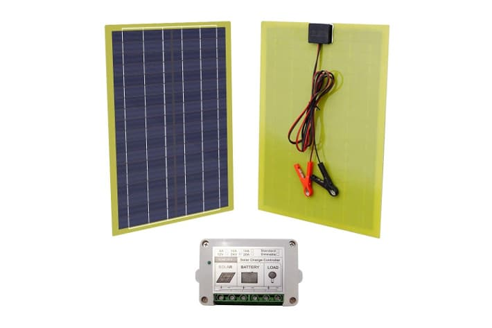 ECO-WORTHY Kit Placa Solar 20W