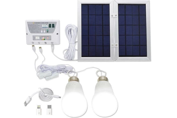YINGHAO Kit Placa Solar 6
