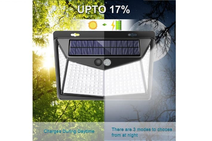 SEZAC Solar 208 LED