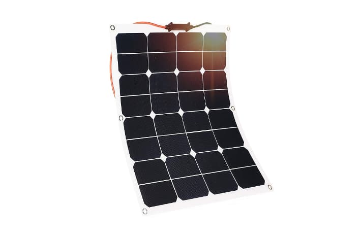Kingsolar Panel Solar Flexible 50W
