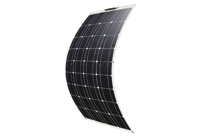 SARONIC Panel Solar Flexible 100W