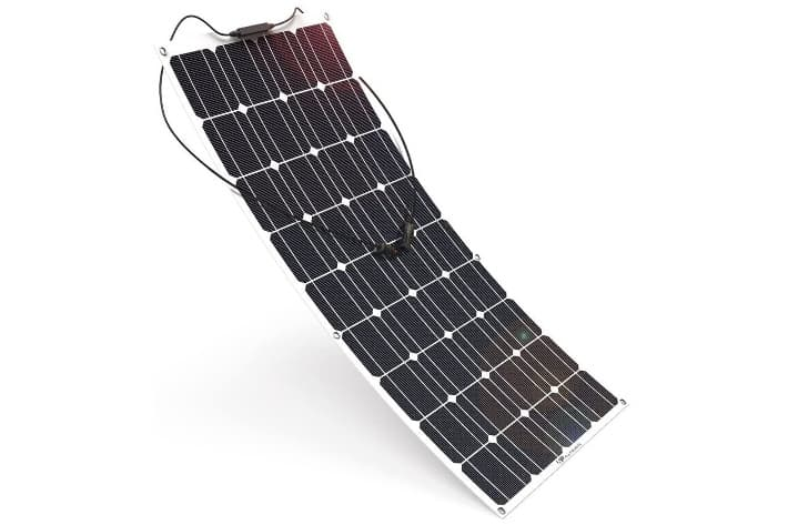 WccSolar Panel Solar Flexible 150W