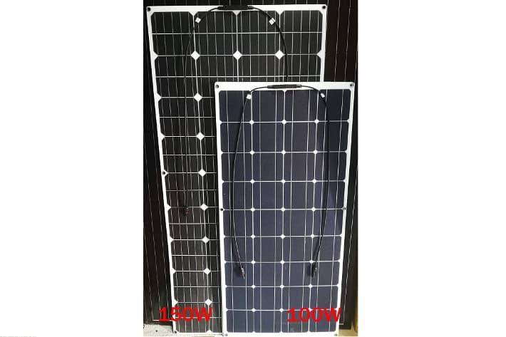 WccSolar Flexible 150W