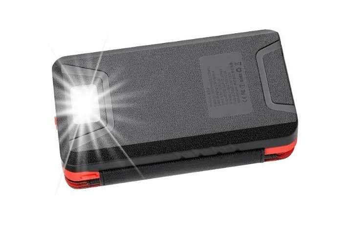 POWOBEST Power Bank Solar 20000mAh